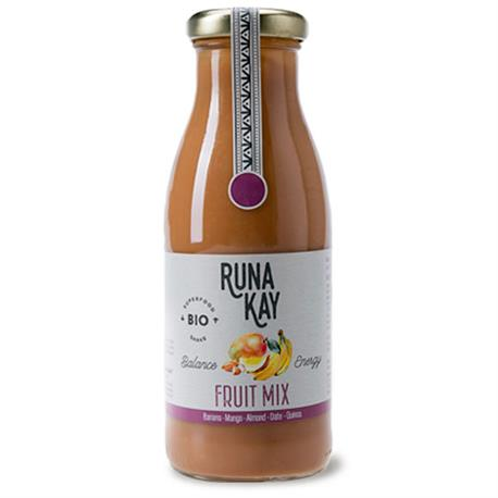 Runakay Superfood Shake Fruit Mix Bio 250g