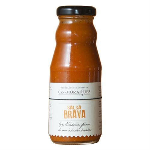 Salsa Brava Gourmet Bio 230g