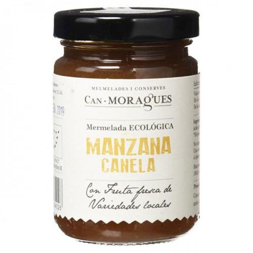 Mermelada Gourmet de Manzana con Canela Bio 170g