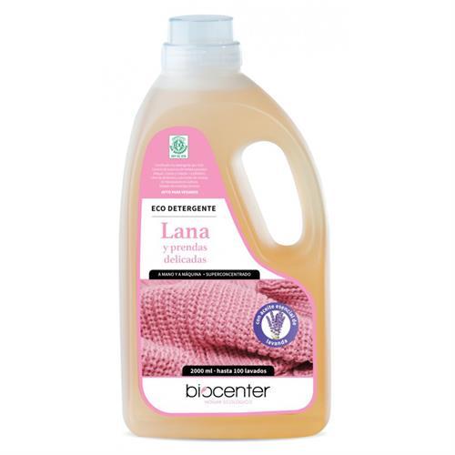 Detergente Lana y Prendas Delicadas Lavanda Bio 2L