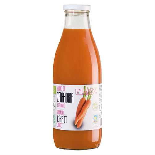 Zumo de Zanahoria Vitaldibe Bio 1L