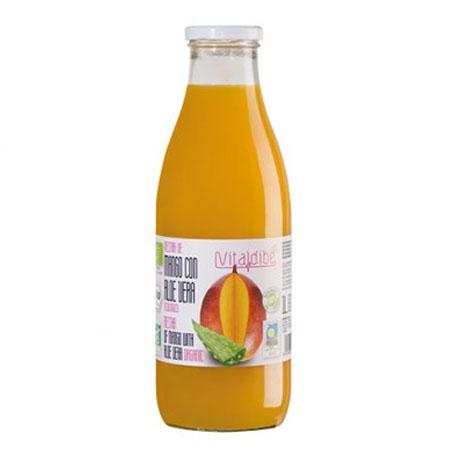 Zumo de Mango Vitaldibe Bio 1L