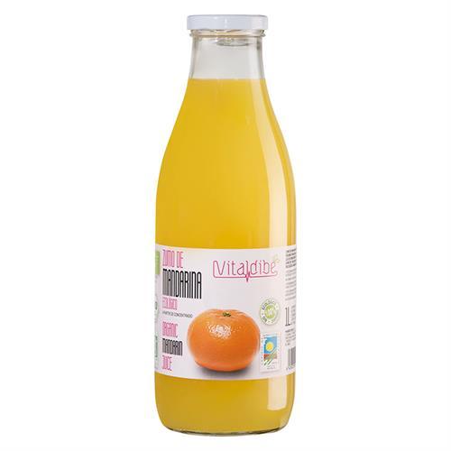 Zumo de Mandarina Vitaldibe Bio 1L
