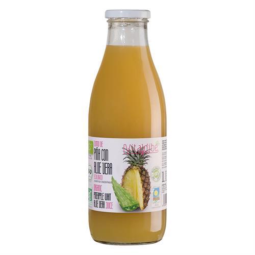 Zumo de Piña con Aloe Vitaldibe Bio 1L