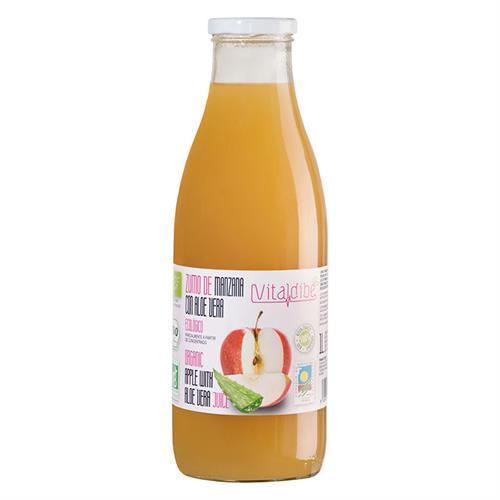 Zumo de Manzana con Aloe Vitaldibe Bio 1L