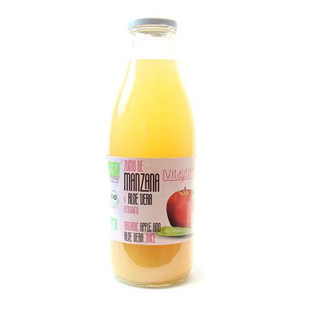 Zumo de Mango con Aloe Vitaldibe Bio 1L