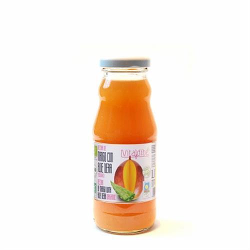 Zumo de Mango Vitaldibe Bio 200ml