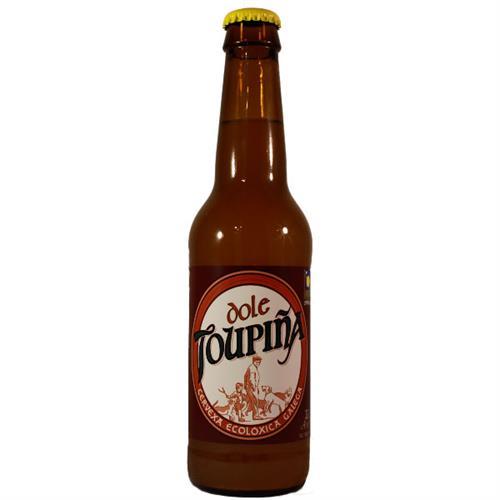 Cerveza de Trigo Artesana Topiña DOLE Bio 330ml