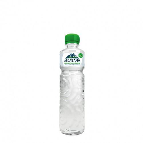 Agua Alcalina Alcasana PH 9.4 500ml