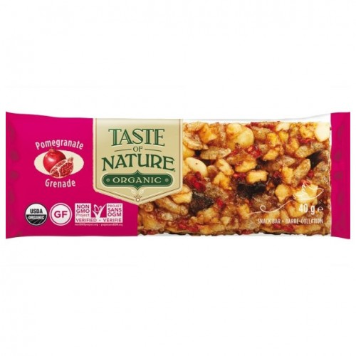 Barrita de Granada Bio Taste of Nature 40g