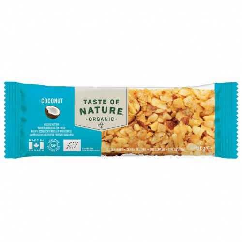 Barrita de Coco Bio Taste of Nature 40g