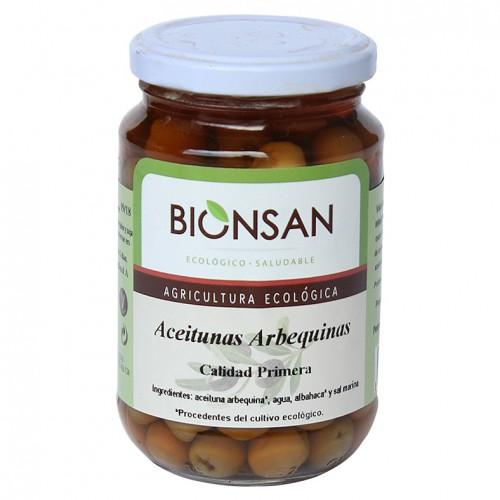 Aceituna Arbequina Bio 200g