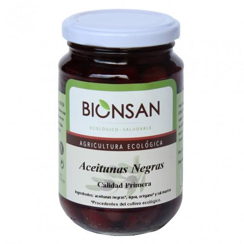 Aceituna Negra Bio 200g