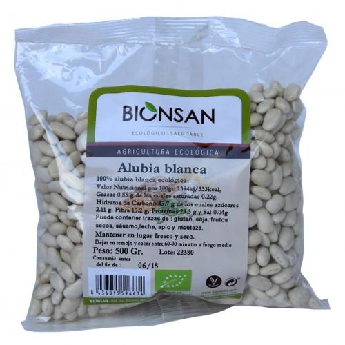 Alubia Blanca Bio 500g