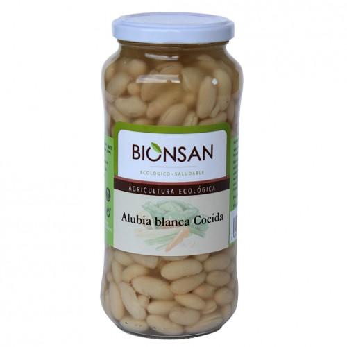 Alubias Blancas Cocidas Bio 400g