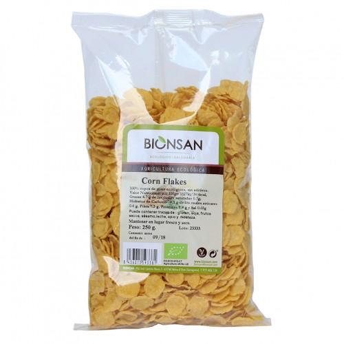 Corn Flakes de Maiz Bio 250g