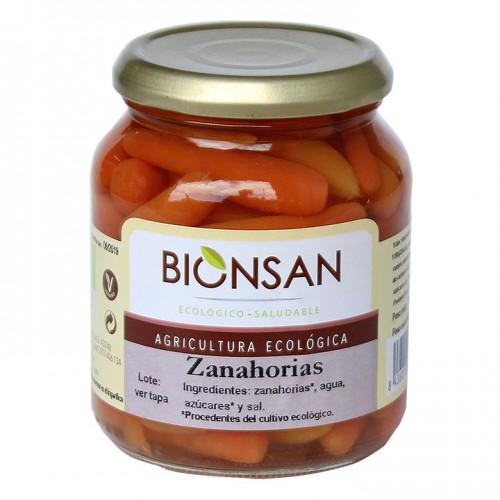 Zanahoria Cocida Bio 340g