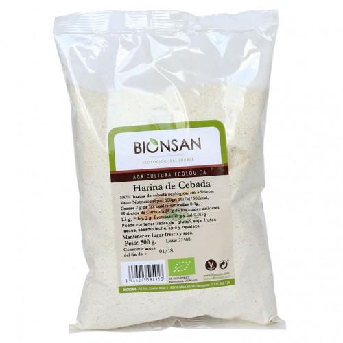 Harina de Cebada Bio 500g