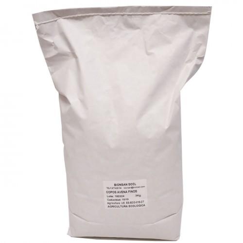 Copos de Avena Finos Granel 3 Kg