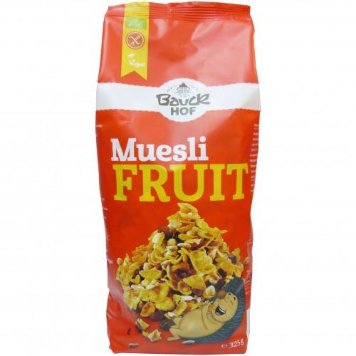 Muesli Crujiente Frutas Sin Gluten Bio 325g