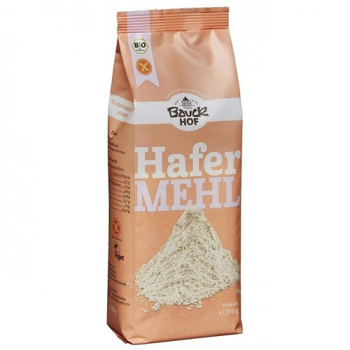 Harina de Avena Integral Sin Gluten Bio Bauckhof 350g