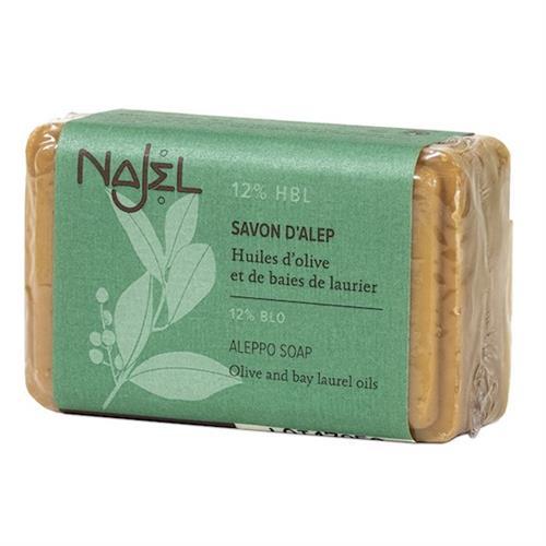 Jabón de Alepo con Aceite de Laurel 12% 100g