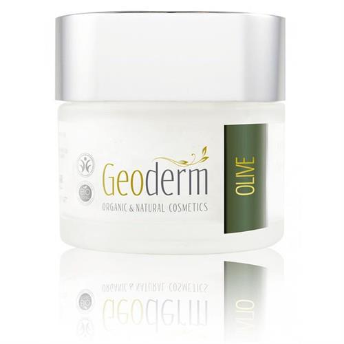 Crema Facial Hidratante y Regeneradora con Aceite de Oliva Bio 50ml