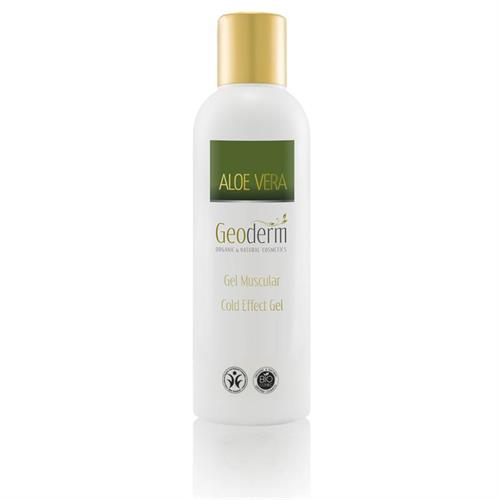 Gel Muscular Efecto Frío y Calor con Aloe Vera Bio 200ml