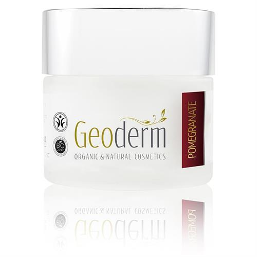 Crema Facial Hidratante y Regeneradora con Granada Bio 50ml