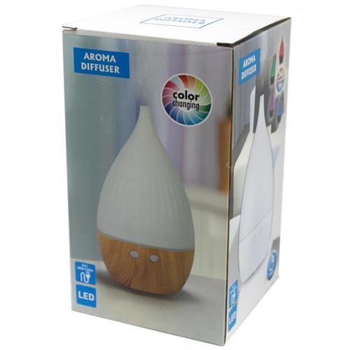 Atomizador Milan USB LED Color