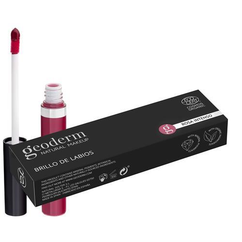 Lipgloss Brillo de Labios Rosa Intenso Rosé Bio Geoderm 7g