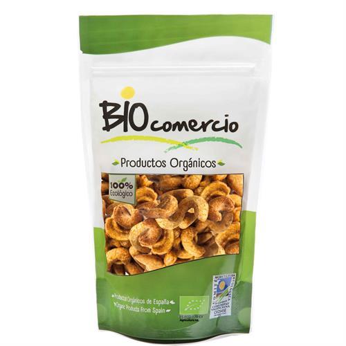 Anacardo Tostado con Curry Bio 100g