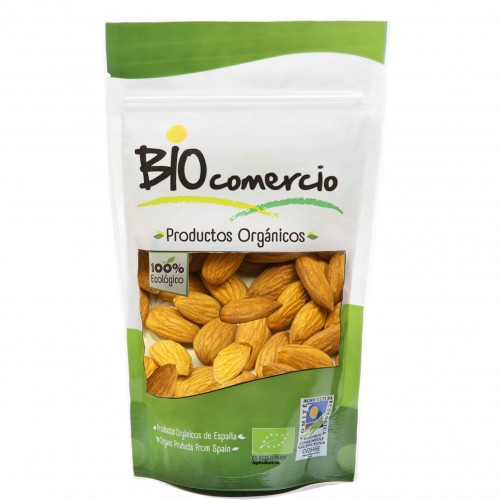 Almendra Natural Tostada con Curry Bio 100g