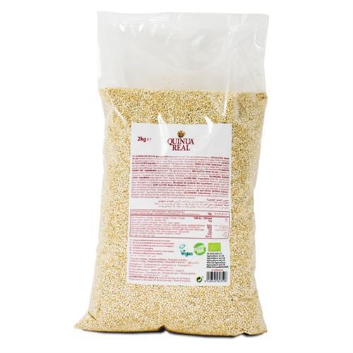 Quinoa Quinua Real Granel Bio 2Kg