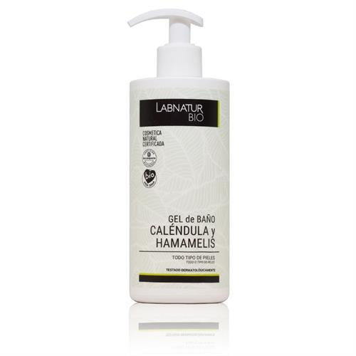 Gel de Baño Caléndula y Hamamelis Labnatur Bio 450ml