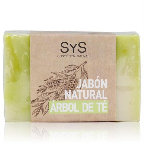 Jabón Natural de Árbol de Té SYS 100g