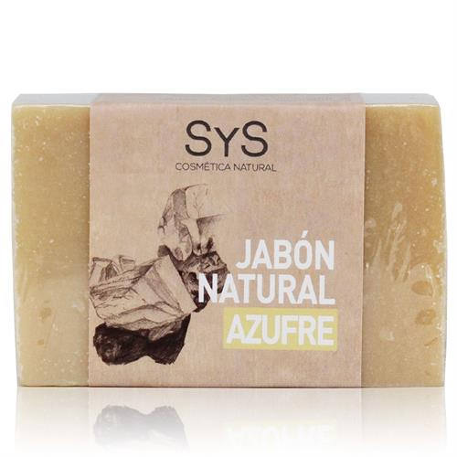 Jabón Natural de Azufre SYS 100g