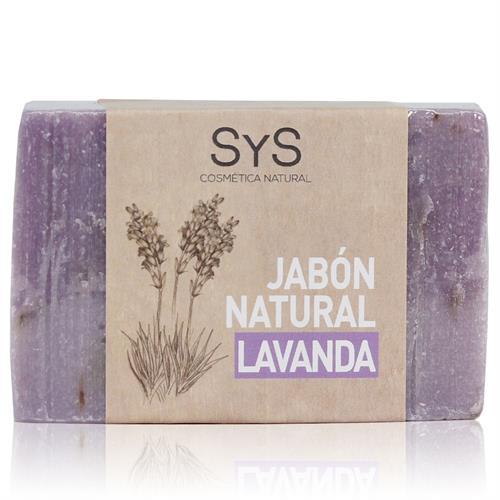 Jabón Natural de Lavanda SYS 100g