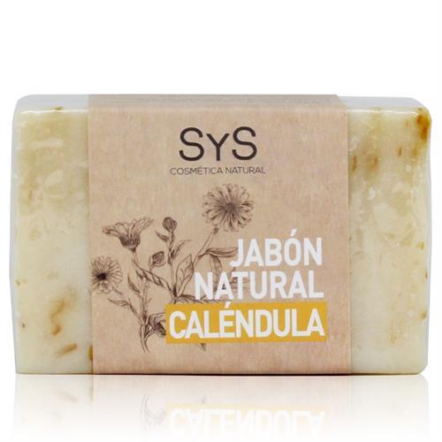 Jabón Natural de Caléndula SYS 100g