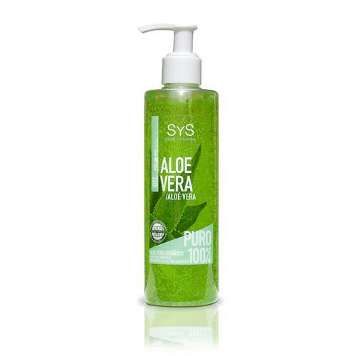 Gel de Aloe Vera Puro SYS 250ml