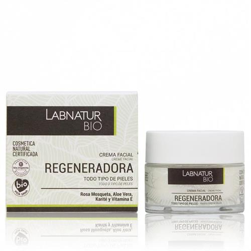 Crema Facial Regeneradora Labnatur Bio 50ml