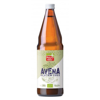 Bebida de Avena Sin Gluten Cristal Bio La Finestra 750ml