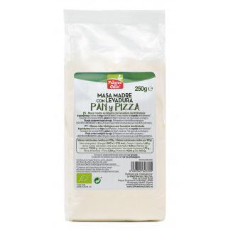 Masa Madre con Levadura para Pan y Pizza Bio 250g