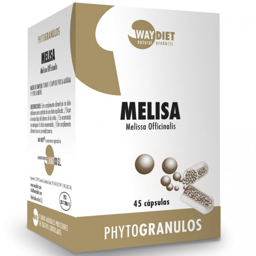 Melisa Phytogránulos 45 cápsulas