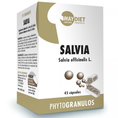 Salvia Phytogránulos 45 cápsulas