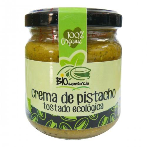 Crema de Pistacho Tostado Bio 200g