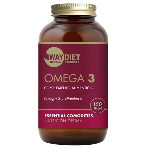 Omega 3 WayDiet 150 Perlas