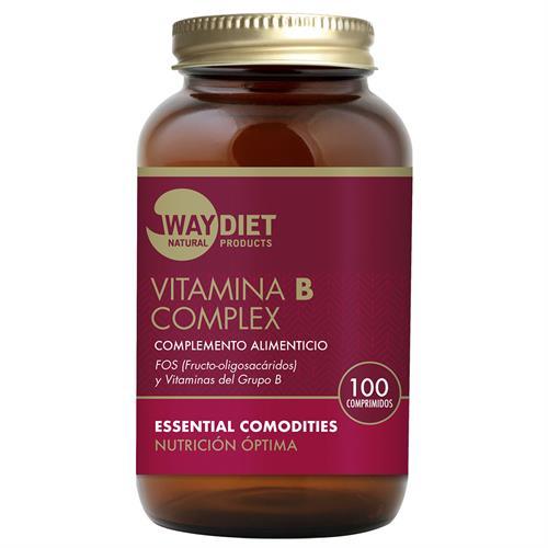 Vitamina B Complex WayDiet 100 Comprimidos