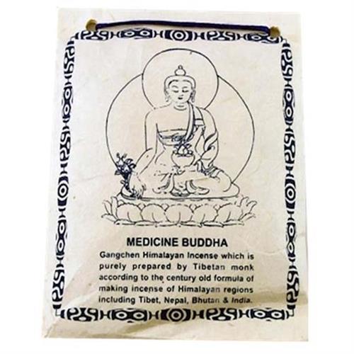 Incienso Tibetano en Polvo Buda de la Medicina 40g