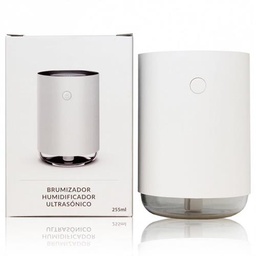 Brumizador Humidificador Ultrasónico White SYS 255ml